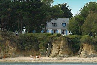 Maison front de mer 10 p.