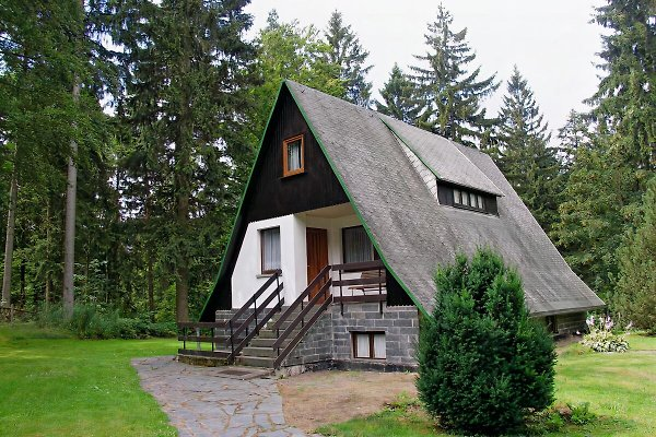 2 Finnhütten am Steiger à Gräfenhain - Image 1