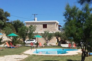 Holiday flat family holiday Triopetra