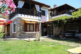 Casa de vacaciones en Nikiti