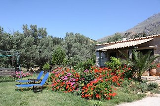 Holiday home relaxing holiday Triopetra