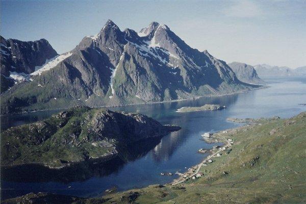 Torastua, Lofoten in Maervoll - Bild 1