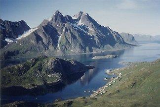 Torastua, Lofoten