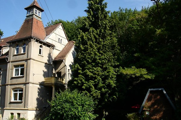 Turmvilla Rastenberg in Rastenberg - Bild 1