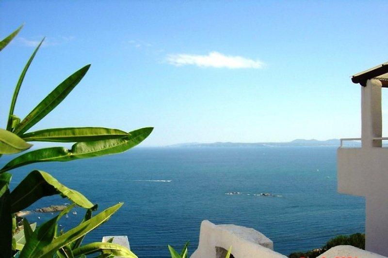 Villa mit Meer-Blick