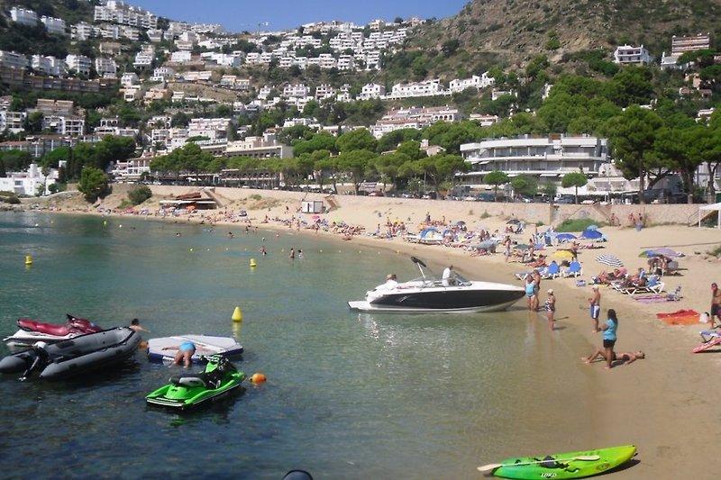 Bucht & Villas auf der Bucht