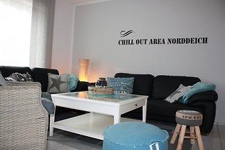 Casa de vacaciones en Norddeich