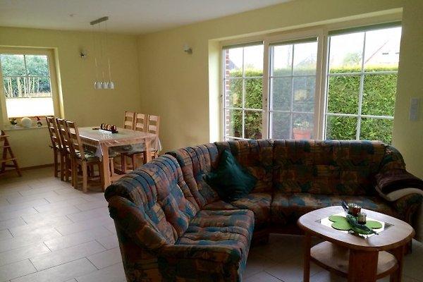 haus sonnenblume hamswehrum ferienhaus in krummh rn mieten. Black Bedroom Furniture Sets. Home Design Ideas