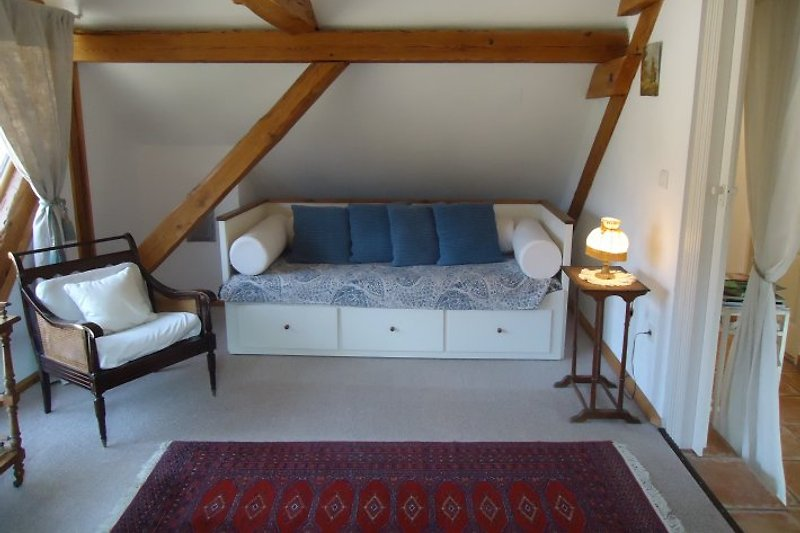 Sofa Giebelzimmer