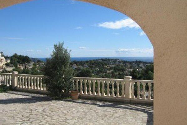 Landhaus Casa Josele in Moraira - Bild 1