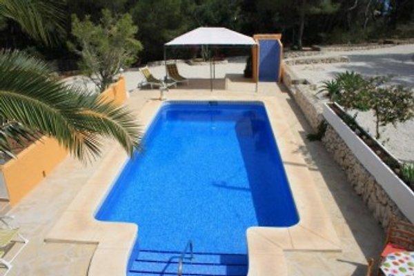 Landhaus Casa Ben in Benissa - Bild 1