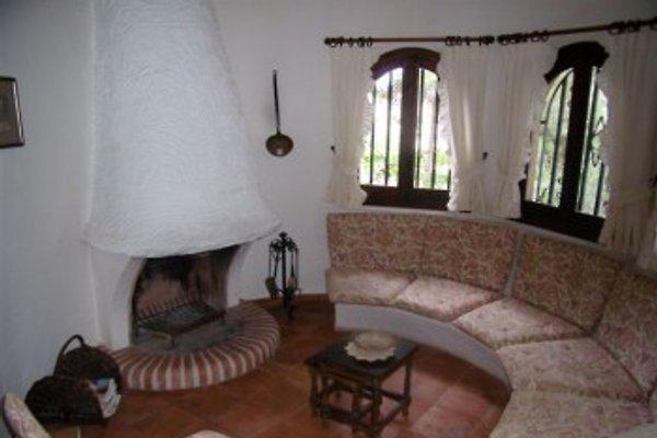Casa Bougainvilla en Moraira - imágen 1