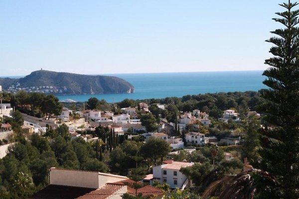 Casa Elisabeth - avec vue sur la mer à Benissa - Image 1