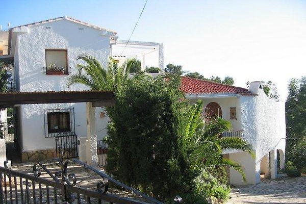Casa Carina in Moraira - Bild 1