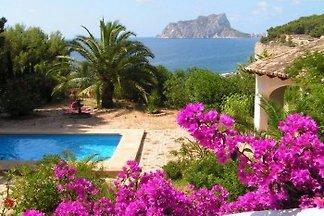 Cottage Villa Palmas y Mar