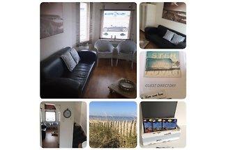 Ster Appartement Zandvoort fur 1 - 4 personen.