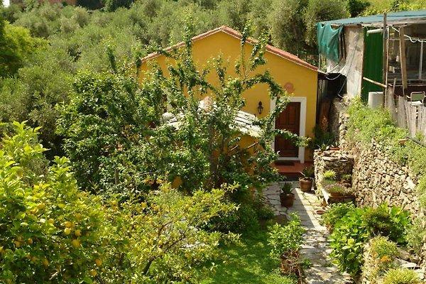 Casa de vacaciones en Valloria - imágen 1