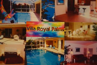 Villa Royal Palms