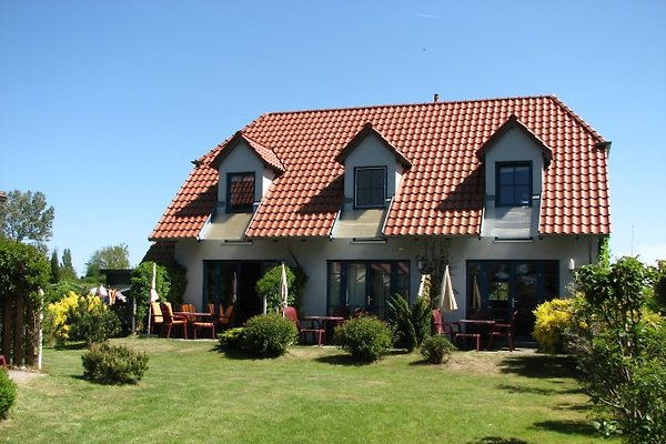 Hus Strandgut - Eckhaus links