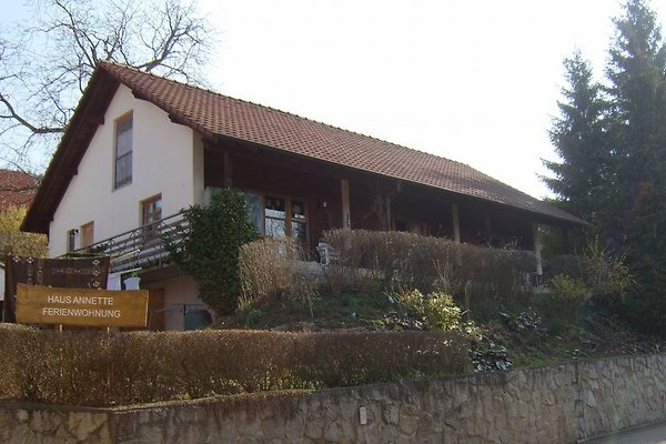 Haus Annette à Müllheim - Image 1