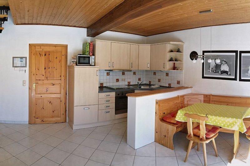 Küche Esszimmer
