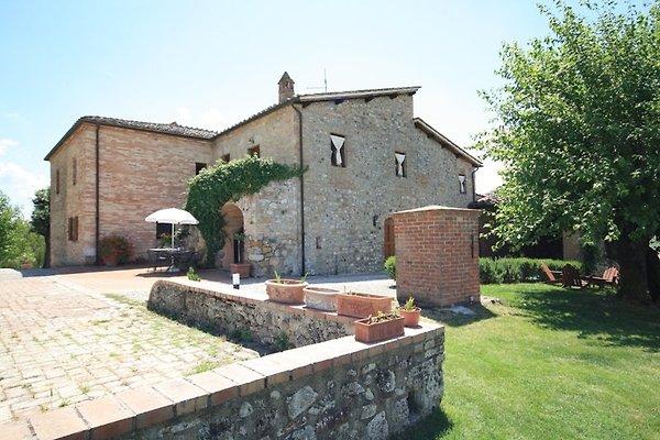 Podere Staggia - 8 km from Siena in Siena - Bild 1