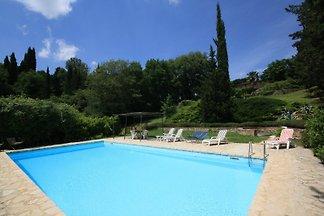 Landhaus in der Nähe von Siena