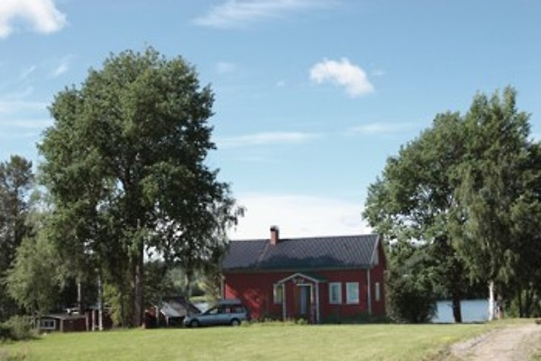 Ferienhaus Schweden am See in Helgum - Bild 1