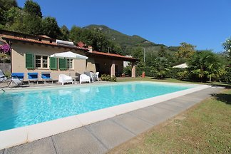 detached villa  with private pool and  beautiful Panorama