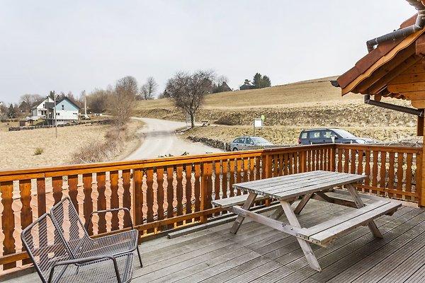chalet des santolines Elsass - Hütte in Labaroche mieten