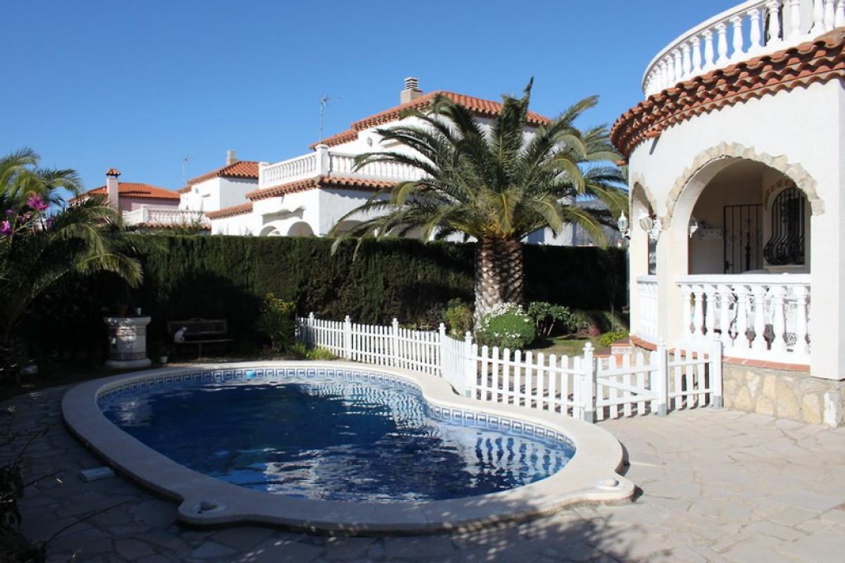 Villa el sol met priv zwembad vakantiehuis in miami playa huren - Zwembad terras outs ...