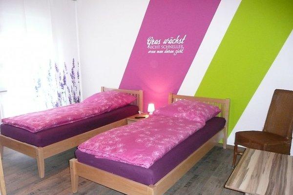 Haus am Weinberg en Schenklengsfeld-Wippersh. - imágen 1
