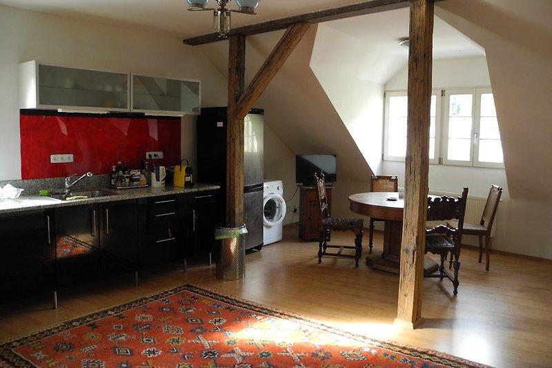 Wohn/Küchenbereich
