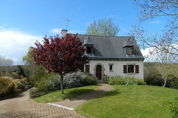 Ferienhaus A1110 Pleboulle-bu