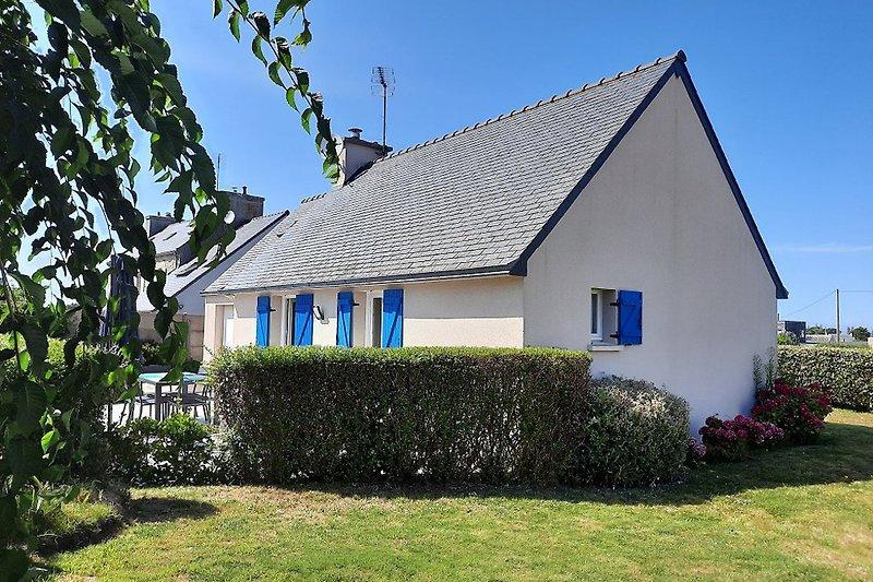 Ferienhaus C1530 Plouguerneau-st