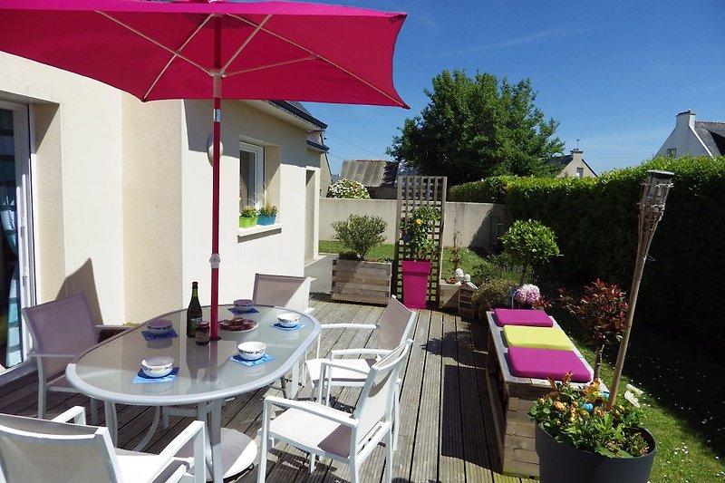 Ferienhaus C1250 Plouguerneau-mz