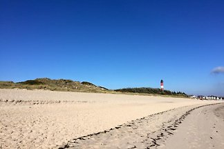 Strandoase auf der Insel Sylt