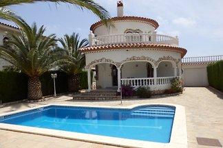 Villa Sophia mit 4 Klimaanlagen