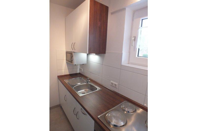Küche - Haus Seegatweg