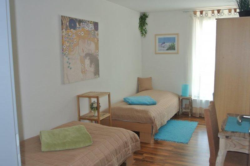 2. Schlafzimmer für 2 Personen