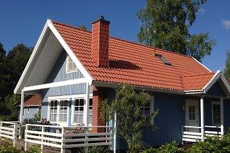 Villa Bunterkunt Useriner See