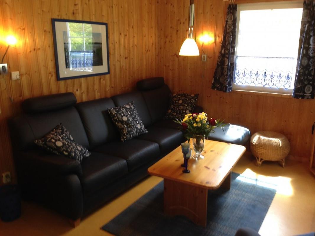 villa blau am useriner see ferienhaus in userin mieten. Black Bedroom Furniture Sets. Home Design Ideas