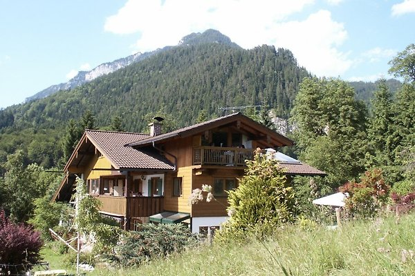 Alpenferien im Sommer