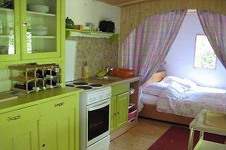 Ferienhaus, Hütte am Bach,