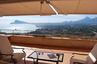 Holiday home relaxing holiday Altea