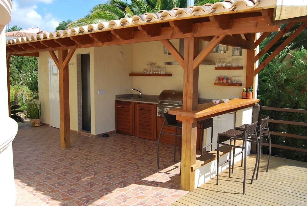 Villa Vallesa - Ferienhaus in Calpe mieten