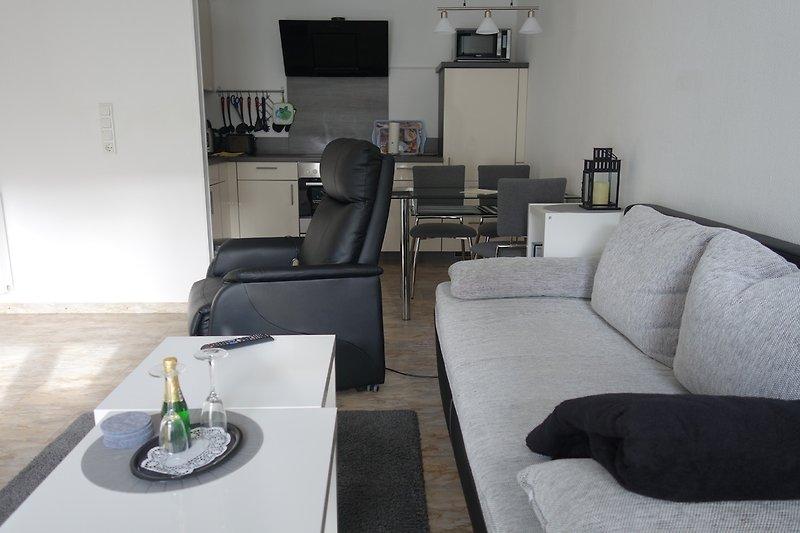 harztraum deluchs ferienwohnung in bad harzburg mieten. Black Bedroom Furniture Sets. Home Design Ideas