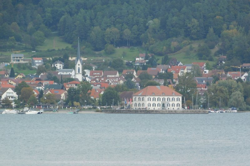 Bick vom O.G. nach Ludwigshafen