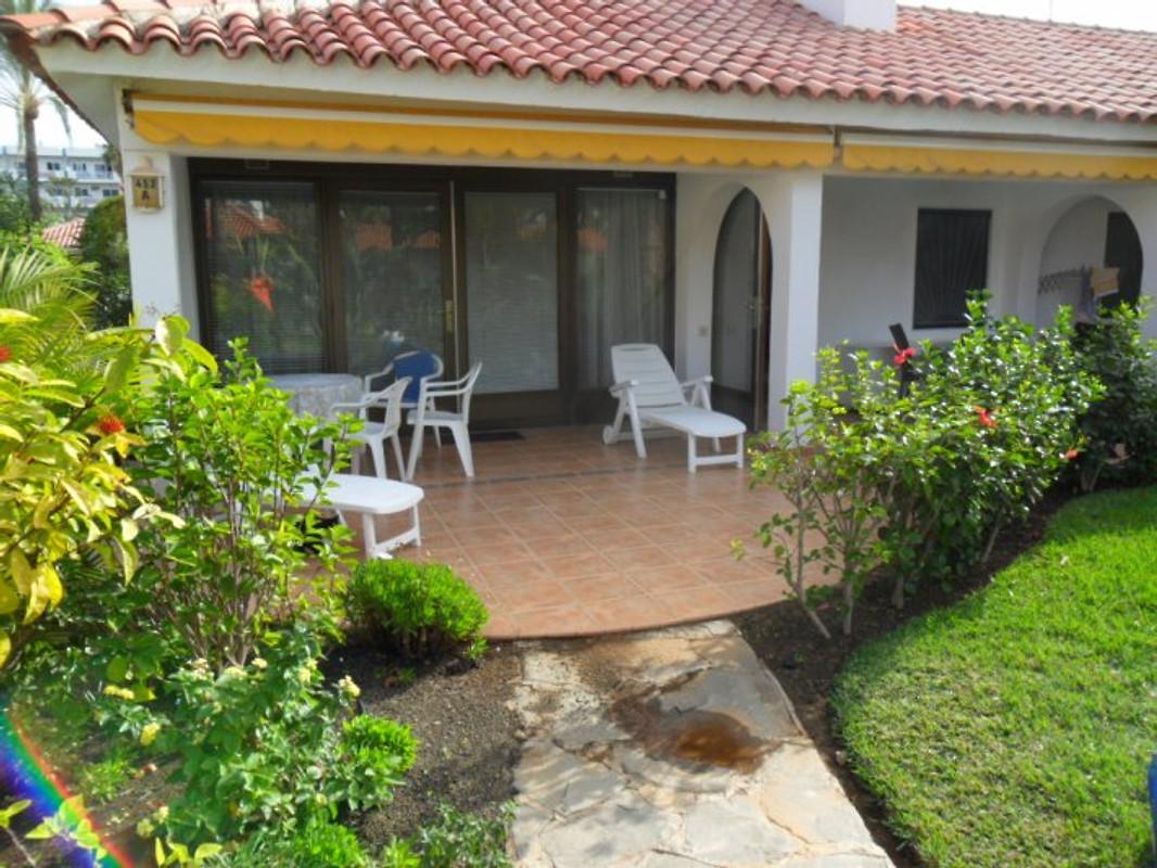 Sun club casa de vacaciones en playa del ingles for Bungalows jardin del sol gran canaria