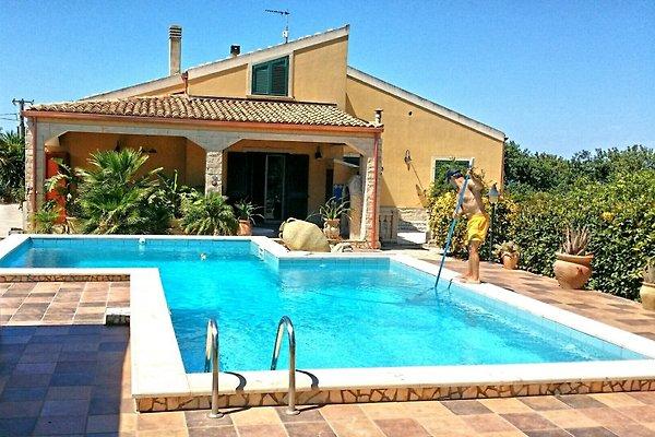Villa Sicula -App. SOLE MIO en Marina di Ragusa -  1